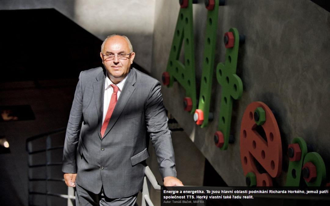 Podnikatel spojený s radnicí žaluje hlasitého kritika ze zastupitelstva