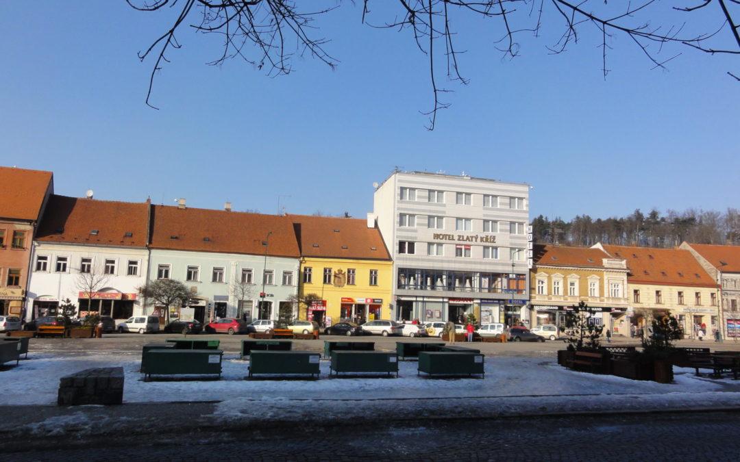 Karlovo náměstí si zaslouží architektonickou soutěž