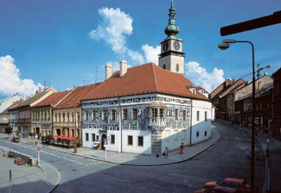 Studie na úpravu náměstí v Třebíči skončila v koši