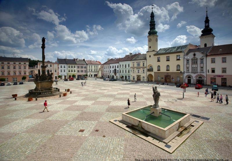 Seriál o náměstích v ČR: 6. Moravská Třebová – Náměstí T. G. Masaryka