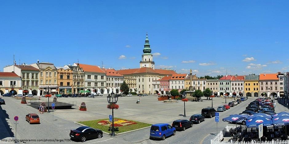 Seriál o náměstích v ČR: 5. Kroměříž – Velké náměstí