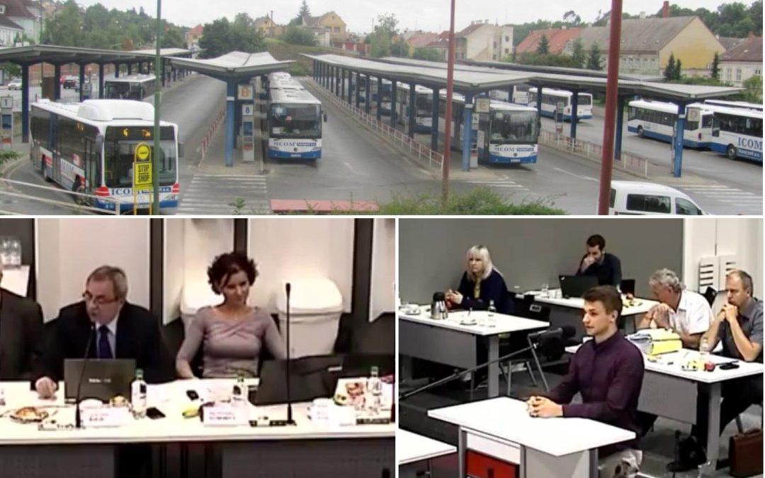 Přestanou zajíždět autobusy na autobusové nádraží?