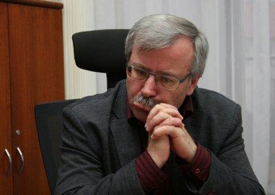 Cítíme se být kráceni na svých právech, řekl starosta Janata