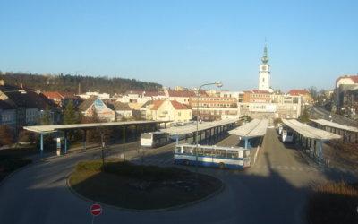 Jak využít nepotřebnou plochu autobusového nádraží?