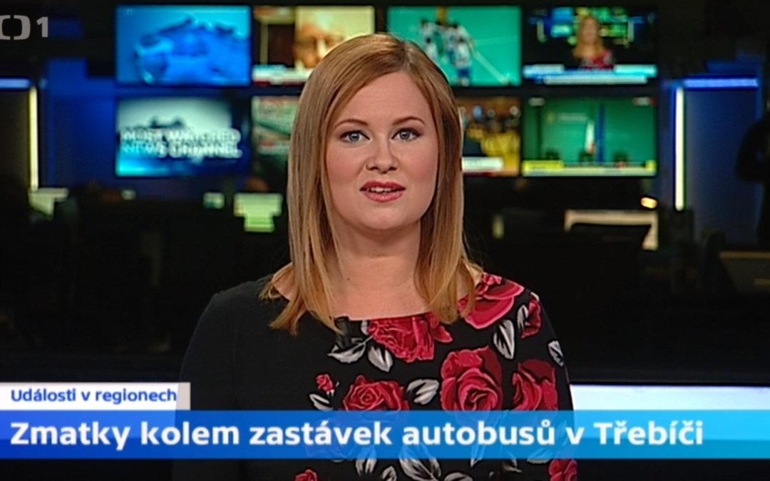 Autobusové nádraží v Třebíči pomalu přestává sloužit svému účelu