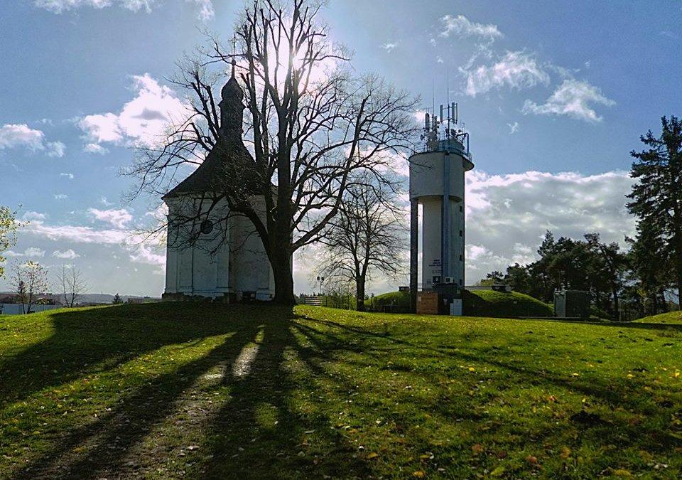 Třebíčské památky 8: Vodojem Kostelíček