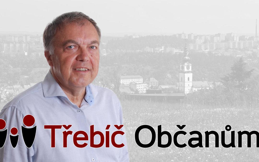 Jaroslav Šmarda: Volby v Třebíči budou referendem o osudu Boroviny