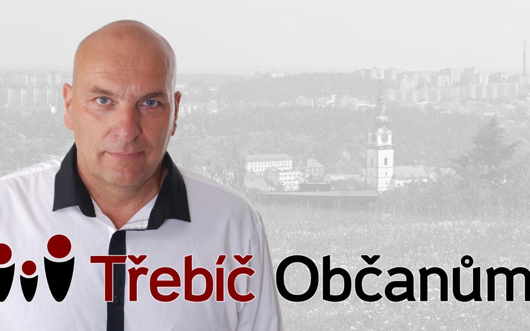 Milan Dočekal Obchvat Třebíče
