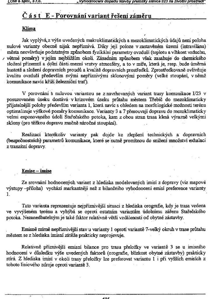 thumbnail of Studie firmy LÖW spol., s r.o