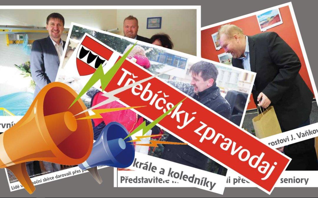 Je Třebíčský zpravodaj především hlásnou troubou radniční koalice?