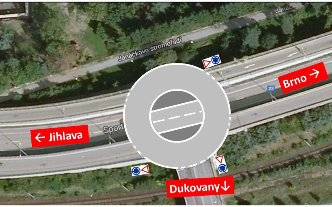 Oprava mostu a ramp u nemocnice? Nezodpovědný přístup a nevyužitá šance