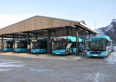 Ekologický vozový park v Trutnově z fondů EU