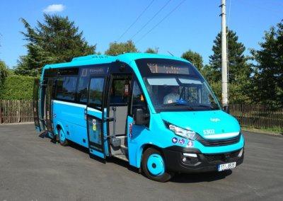 Nový elektrobus z evropských dotací