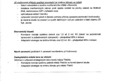 Protinávrh místostarosty Pavla Janaty - část 4.