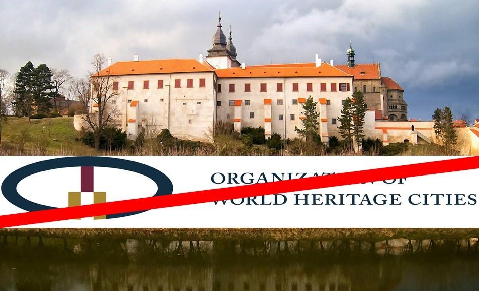 Proč koalice vyřadila Třebíč z kulturní organizace OWHC?