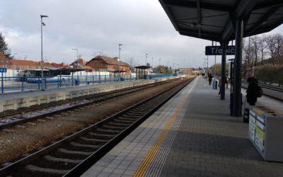 Novinky na železnici: více rychlíků a omezení posledního vlaku z Brna